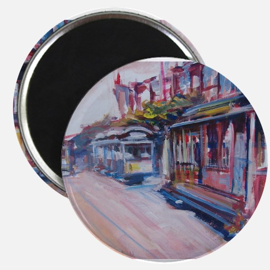 San Francisco Cable Cars Magnets