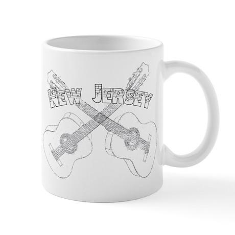 New Jersey Guitars Mug