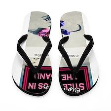 Flipflops/Stilettos in the Sand Flip Flops