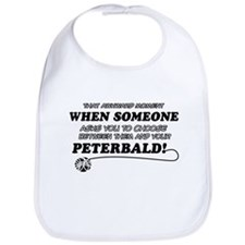 Funny Peterbald designs Bib