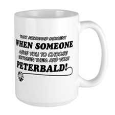 Funny Peterbald designs Mug