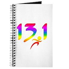 Rainbow 13.1 half-marathon Journal