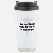 Getting Off Your Ass Mugs