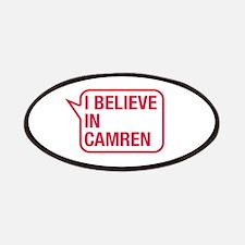 I Believe In Camren Patches