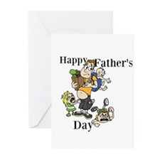 Happy Fathers Day Greeting Cards (Pk of 20)