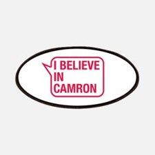 I Believe In Camron Patches
