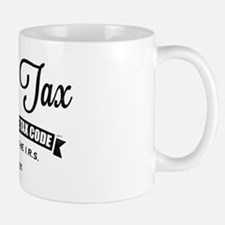 Flat Tax Small Small Mug