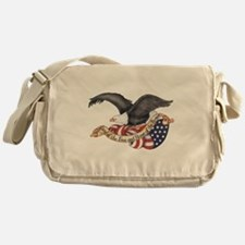 Land of the Free Messenger Bag