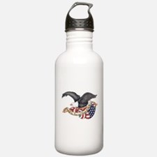 Land of the Free Water Bottle