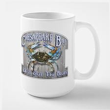 Chesapeake Bay Blues Mug