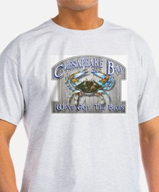 Chesapeake Bay Blues T-Shirt