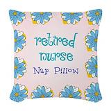 Retirement Woven Pillows