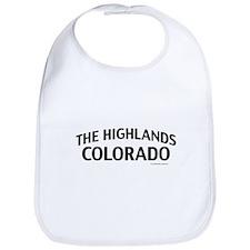 The Highlands Colorado Bib