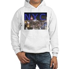 New York at Night Hoodie