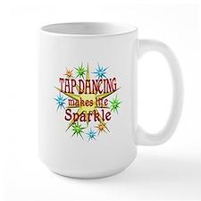Tap Dancing Sparkles Ceramic Mugs