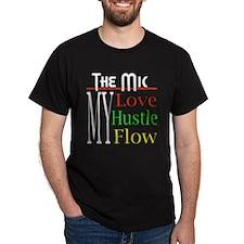 The Mic - My Love / Hustle /  T-Shirt