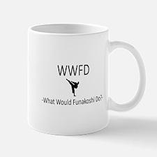 What Would Funakoshi Do? Mug