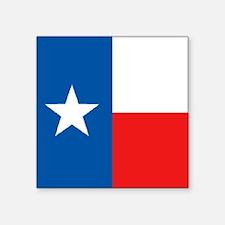 Flag of Texa Sticker