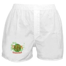 Dublin Shamrock Boxer Shorts