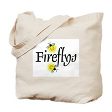 Catching Fireflys Tote Bag