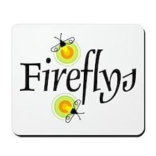 Catching Fireflys Mousepad