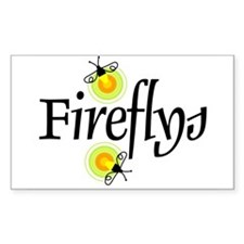 Catching Fireflys Decal