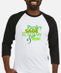 Parsley, Sage, Rosemary & Thyme Baseball Jersey