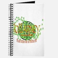 Killarney Shamrock Journal