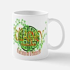 Killarney Shamrock Mug