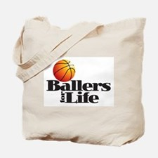 Ballers for Life Tote Bag