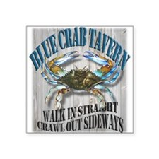 Blue Crab Tavern Sticker