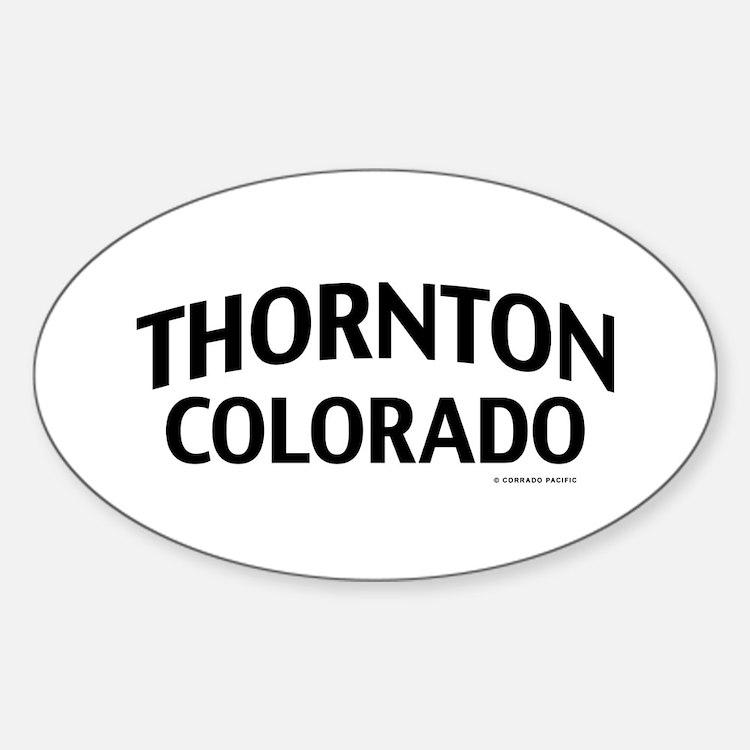 Thornton Colorado Decal