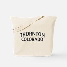 Thornton Colorado Tote Bag