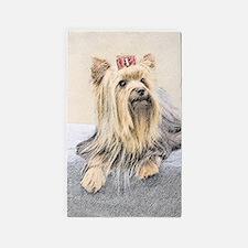 Yorkshire Terrier Area Rug