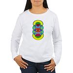 TRANQUILITY   Women's Long Sleeve T-Shirt