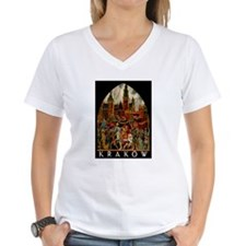 Vintage Krakow Poland Travel T-Shirt