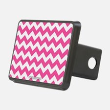 Chevron Pink Hitch Cover