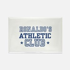 Ronaldo Rectangle Magnet