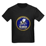 Navy seabees Kids T-shirts (Dark)