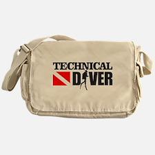 Technical Diver Messenger Bag