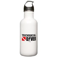 Technical Diver Water Bottle
