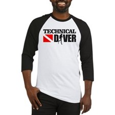Technical Diver Baseball Jersey