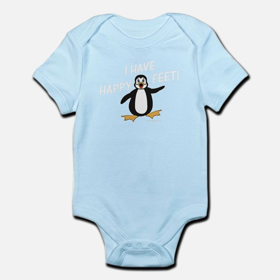 Happy Feet Penguin Body Suit