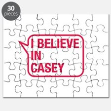 I Believe In Casey Puzzle