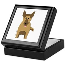 German Shepherd! Keepsake Box