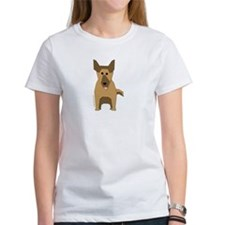 Big German Shepherd! Tee