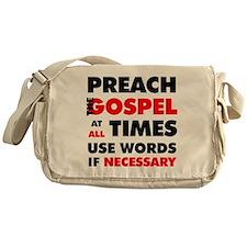 Cool Spirituality Messenger Bag