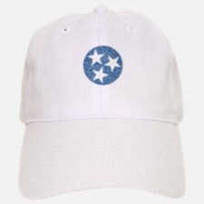 Faded Tennessee Flag Baseball Baseball Cap