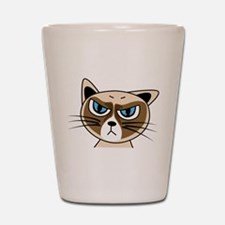 Grumpy Cat Shot Glass
