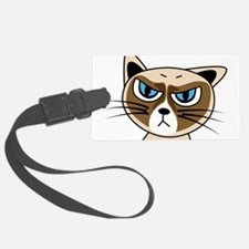 Grumpy Cat Luggage Tag
